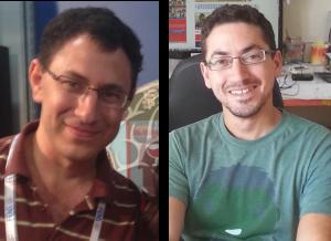 Edden Slomowitz and Boaz Styr